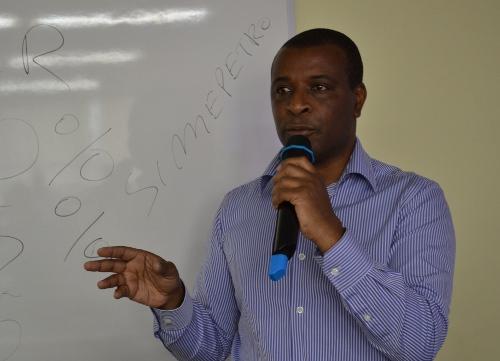 Simepetro participa de encontro do GMP no Ceará