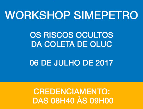 Workshop Simepetro – 06/07/2017