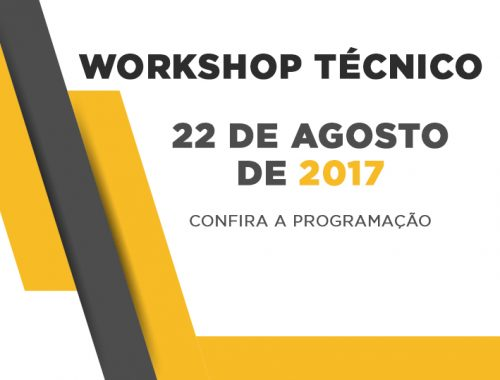 Workshop Técnico 22 de Agosto de 2017